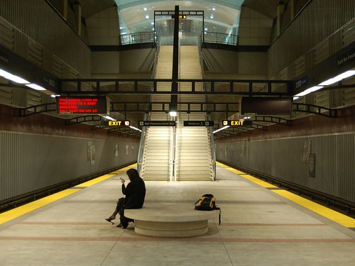 New Colma Bart Station | by drquimbo