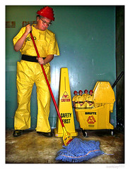DEVO - Mopping Up | by merkley???