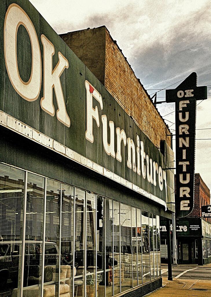 Ok Furniture Ok Furniture Store On Truman Road Kansas Cit Flickr