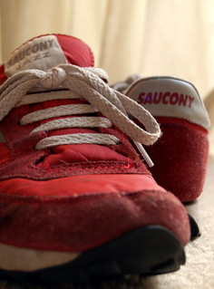 My old Sauconys | by nayr