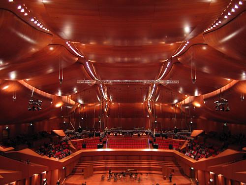 Auditorium sala santa cecilia emanuele flickr for Auditorium parco della musica sala santa cecilia