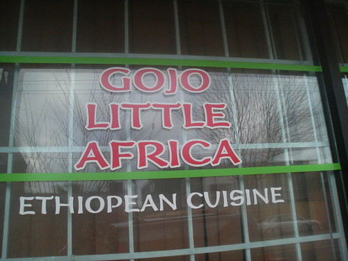 Gojo Little Africa - Commercial sunday morning walk | by roland