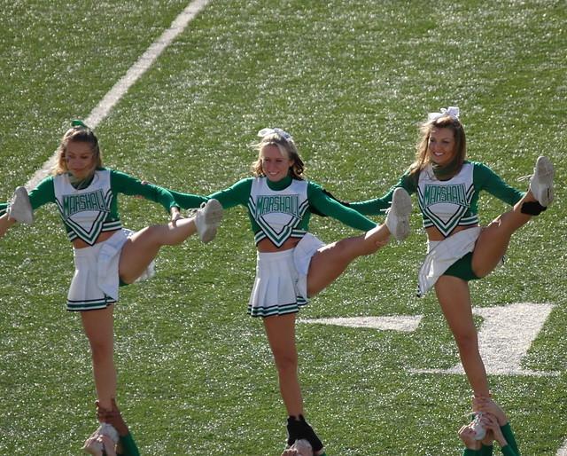Hot Clicks: Kara Rose Marshall: Ducks To Ban Cheerleaders?   SI.com