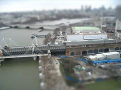 Miniature Hungerford Bridge | by gsol