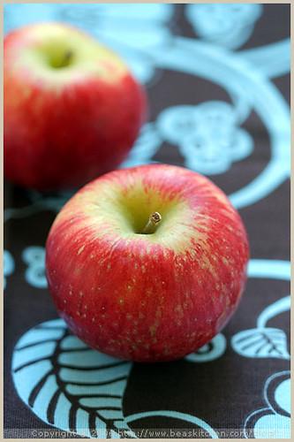 Honey Crisp Apples   by La tartine gourmande