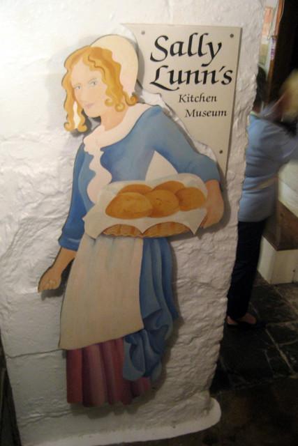 UK - Bath: Sally Lunn's Kitchen Museum
