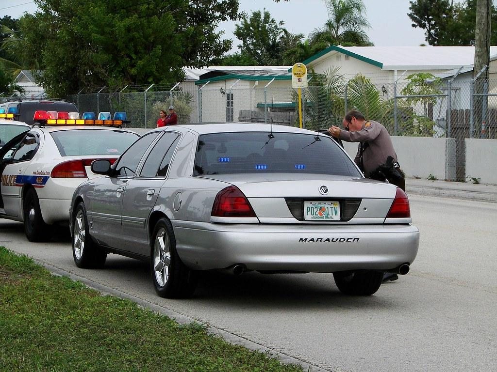 FHP Mercury Marauder - Florida Highway Patrol (4 ...