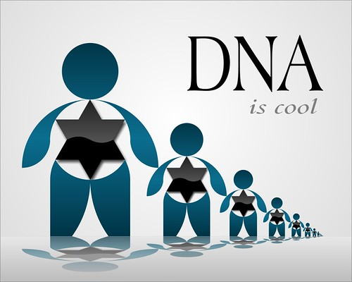 DNA Is Cool | by herve