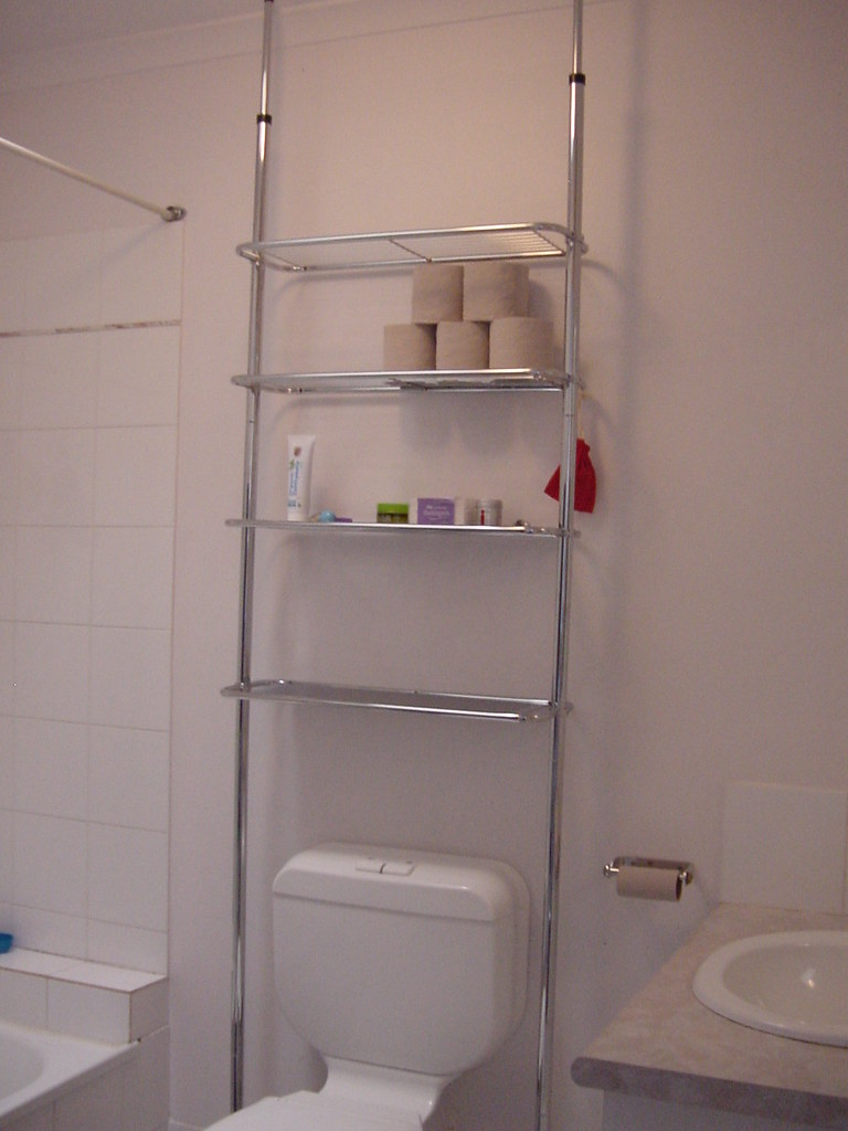 Bathroom Storage There S Very Minimum Storage Space In