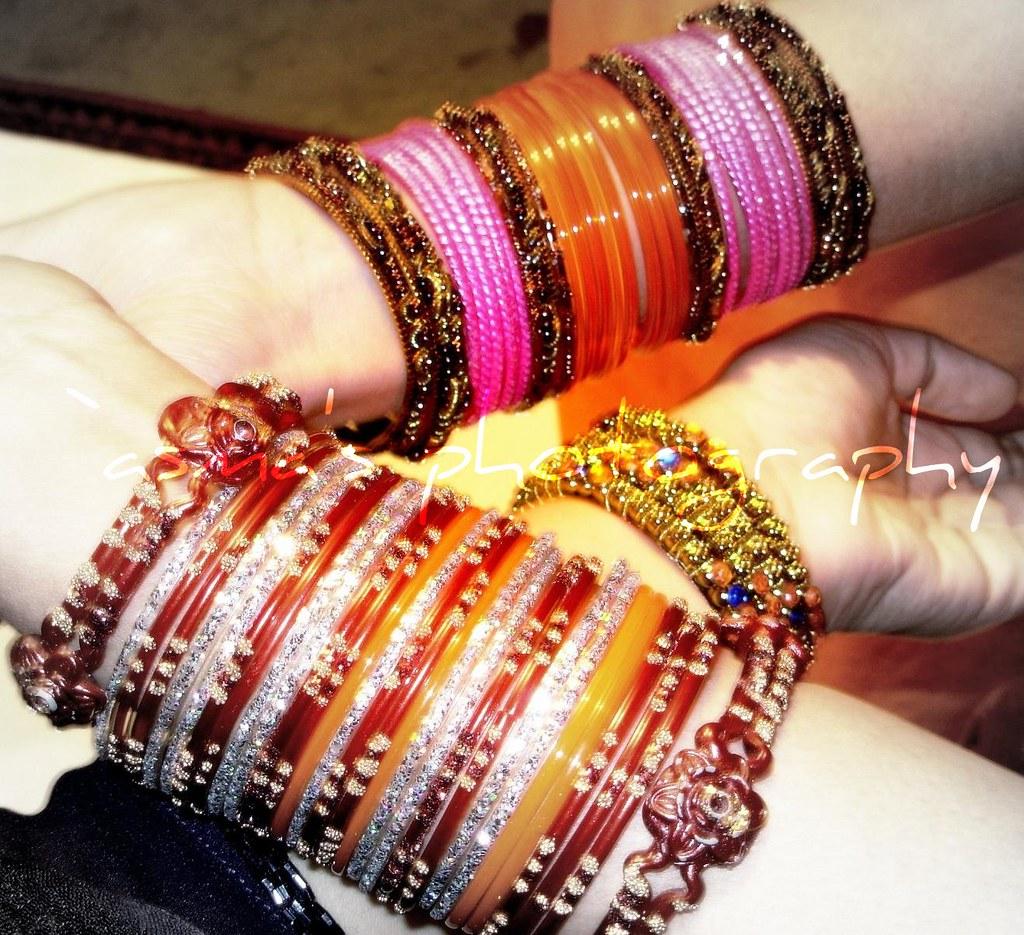 Bangles ...!   Choooooriyaaan ...!   д§mд   Flickr