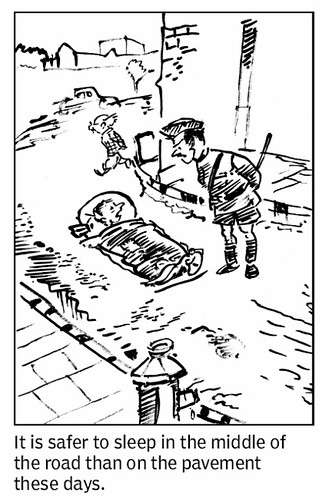 R K Laxman Cartoon Recently There Have Been Several