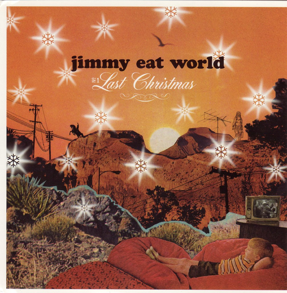 Jimmy Eat World - Last Christmas (Front) | Jimmy Eat World -… | Flickr