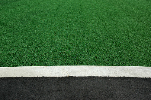asphalt and astroturf | by limonada