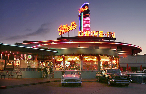 Mels Drive In - Picture of Mels Drive-In, West Hollywood - TripAdvisor