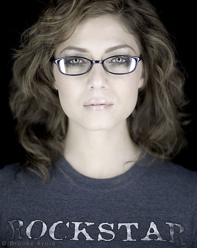 Marisa Petroro Wearing Glasses Marisa Is Case Holder 18