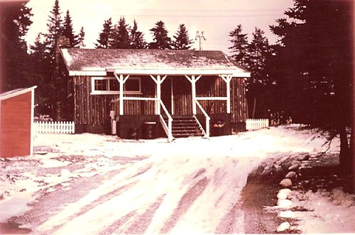 Cabin in newfoundland argentia northeast arms camp for Cabins in newfoundland