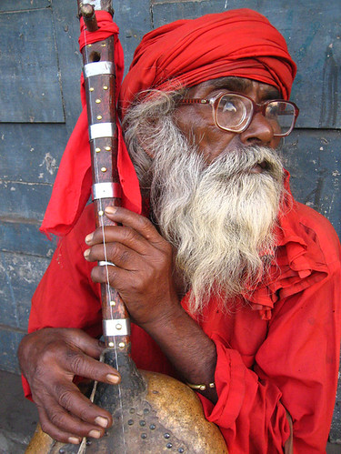 Wandering Minstrel | by Meanest Indian