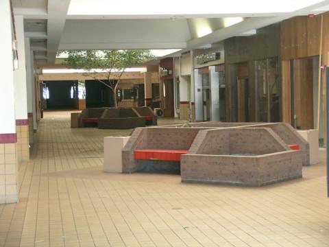 Lakeside Center Mall Colorado Picture Taken Through