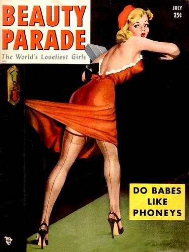 flirt magazine 1950s pictures