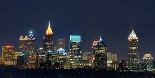 Atlanta_Skyline_from_Buckhead | by KoehlerColor