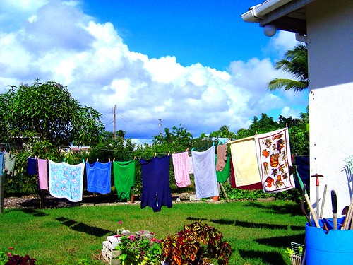 Island laundry | by gemteck1
