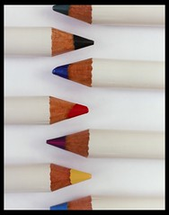 Pencil Crayons | by Lily White