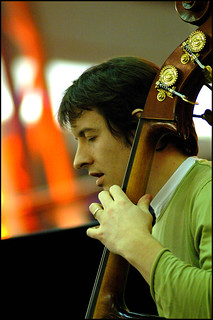 Rush Hour Blues, February 2nd. 2007 : Marcus Byrne Quintet | by Garry Corbett