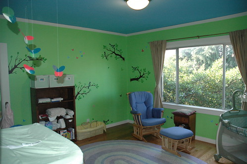 Nursery Finished | by Thystle