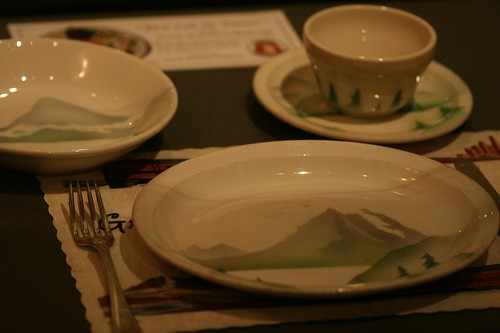 Place Setting Dining Room Sets