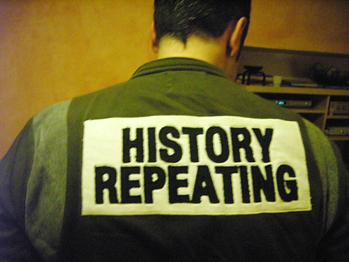 History repeating