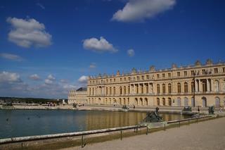 095 Kasteel van Versailles tuinen