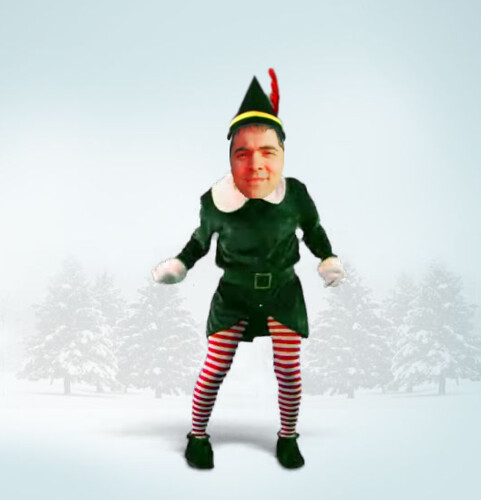 Go Elf Yourself... | And I mean that in the nicest ...