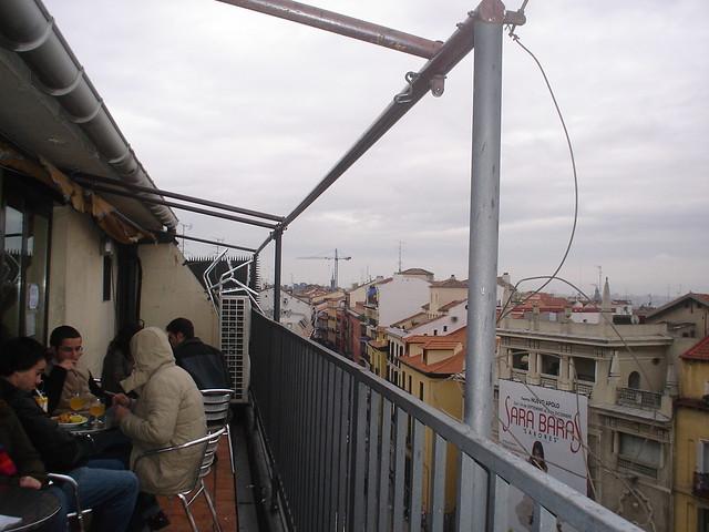 Terraza Casa De Granada 3 Ivan Cm Flickr