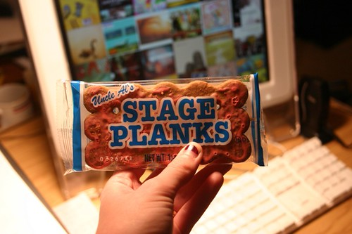 stage planks | These are made in Hoover, Alabama. Anyone ...