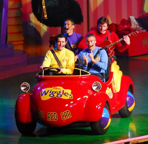 Disney Cars Show Sydney