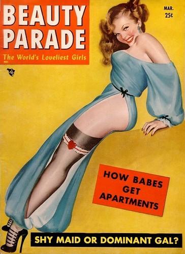 Vintage Pornographic Magazines