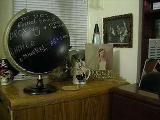 Invention: Idea Globe™ or Polar Chalk Board | by NineInchNachosII