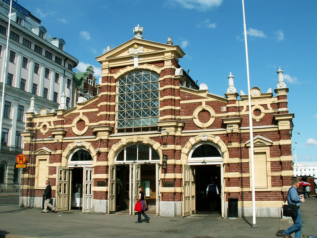 Image result for Helsinki market hall