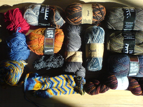 SockYarn as Jan 2007 | by hizknits