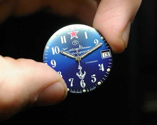 In soviet russia, time tells you! | by mint tea