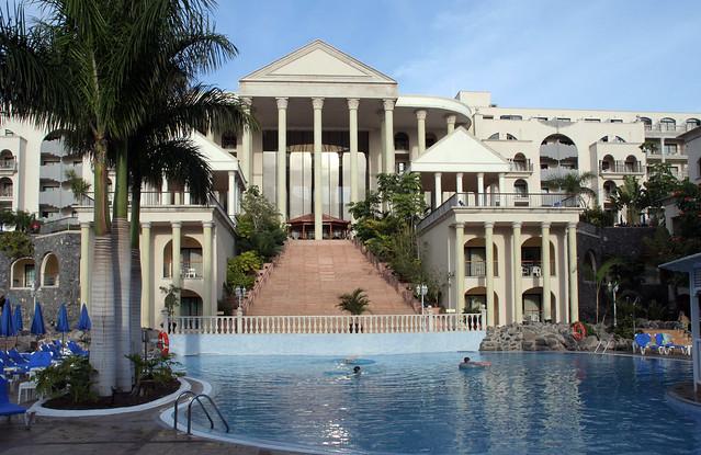 Hotel Tenerife Princess Playa De Las Americas