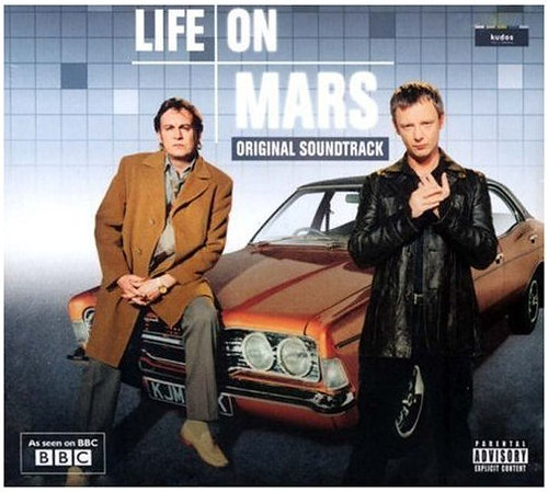 Life on Mars soundtrack | Mike Atherton | Flickr