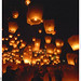 Sky Lanterns Festival in Pingsi, 2007/3/4 pm 18:32:36