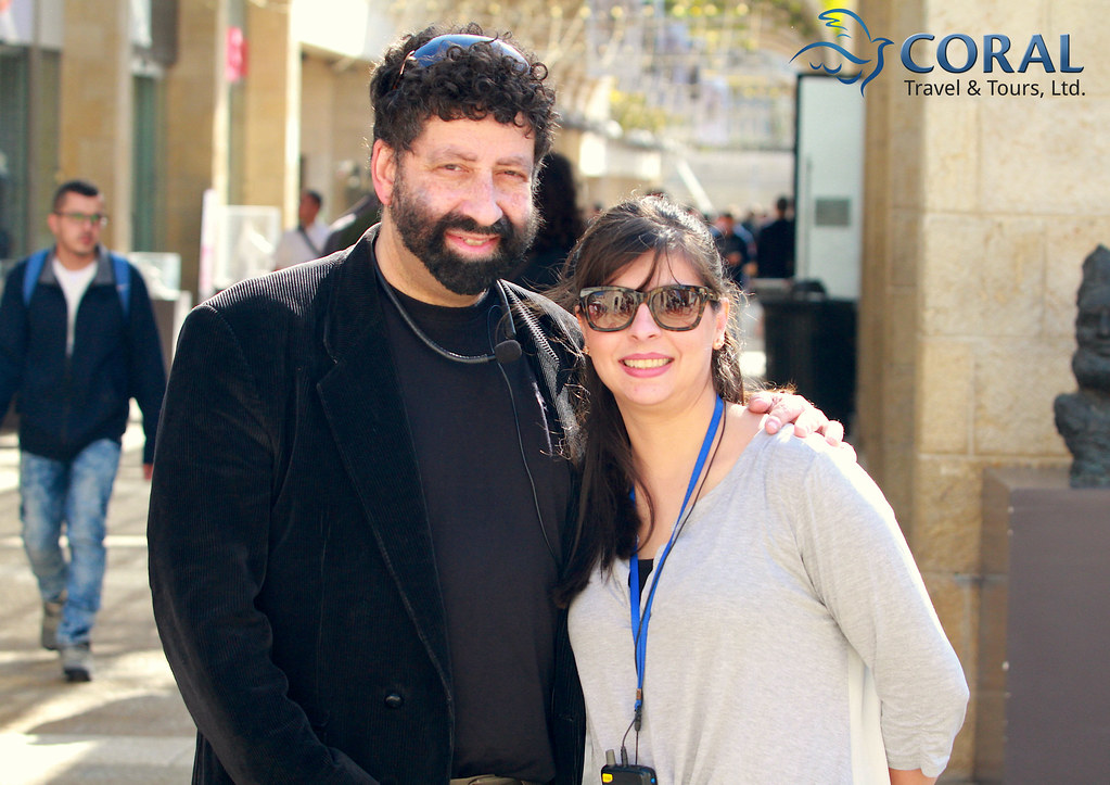 Rabbi Jonathan Cahn And His Wife Renata Rabbi Jonathan