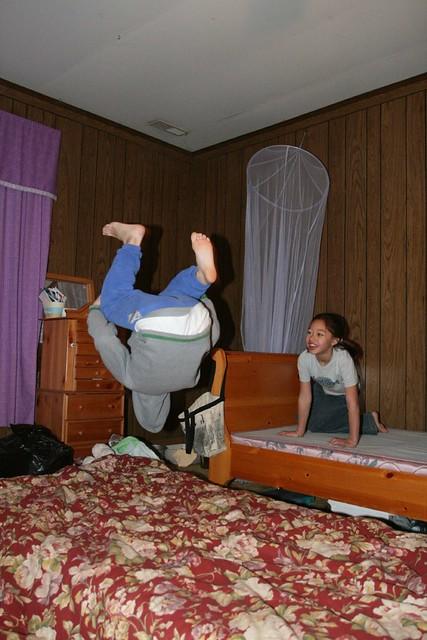 Powell Z Bedroom Full Size Loft Study Bunk Bed