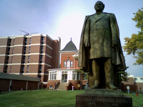William Jennings Bryan | by Maggie Osterberg