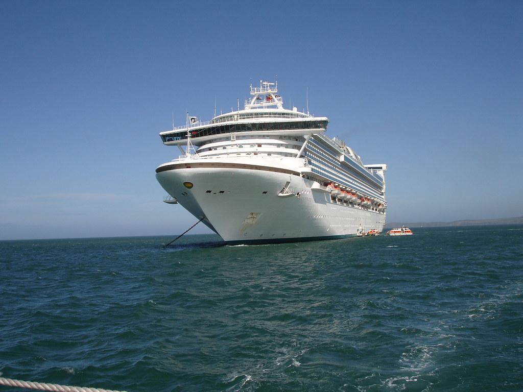 DSC01375, Golden Princess Cruise ship