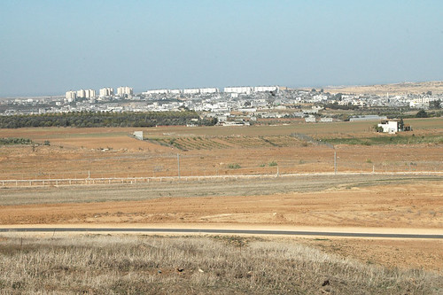 Israel/Gaza border | by Mary P Madigan