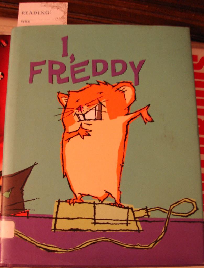 ... I, Freddy | by Jodi K.