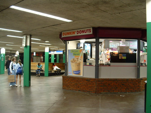 T58 Thank Goodness There S A Dunkin Donuts In The Subway